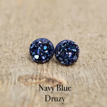 Doily Stud Earrings