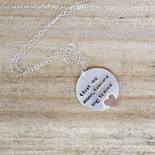 First My Mom, Forever My Friend Necklace