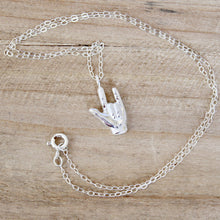 Sign Language 'I Love You' Necklace