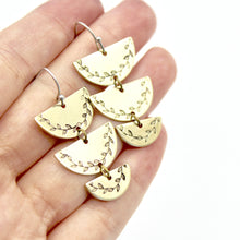 Tiered Vine Earrings
