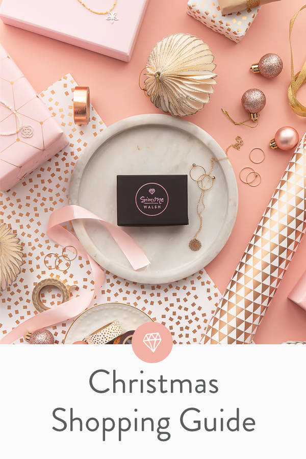 Christms shopping and gift guide: handy articles, recipes, gifts for woemen and more by Australian jewellery designer Simone Walsh.
