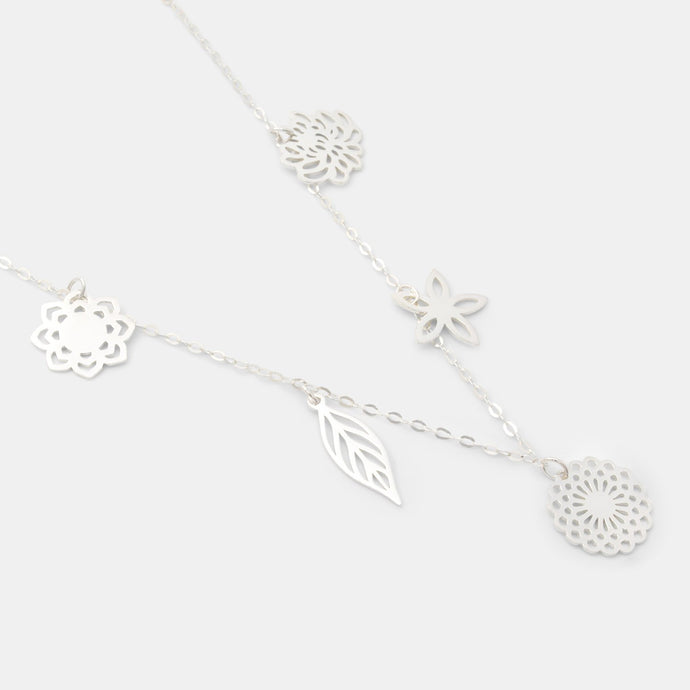 Bouquet drops necklace