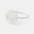Dahlia cocktail ring