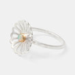 Daisy & opal cocktail ring