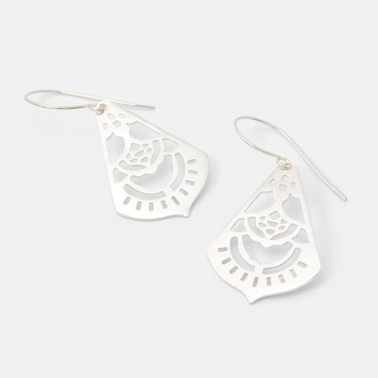 Mehndi dangle earrings