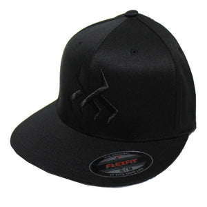 Bug Logo Hat [Black] (Black Print)