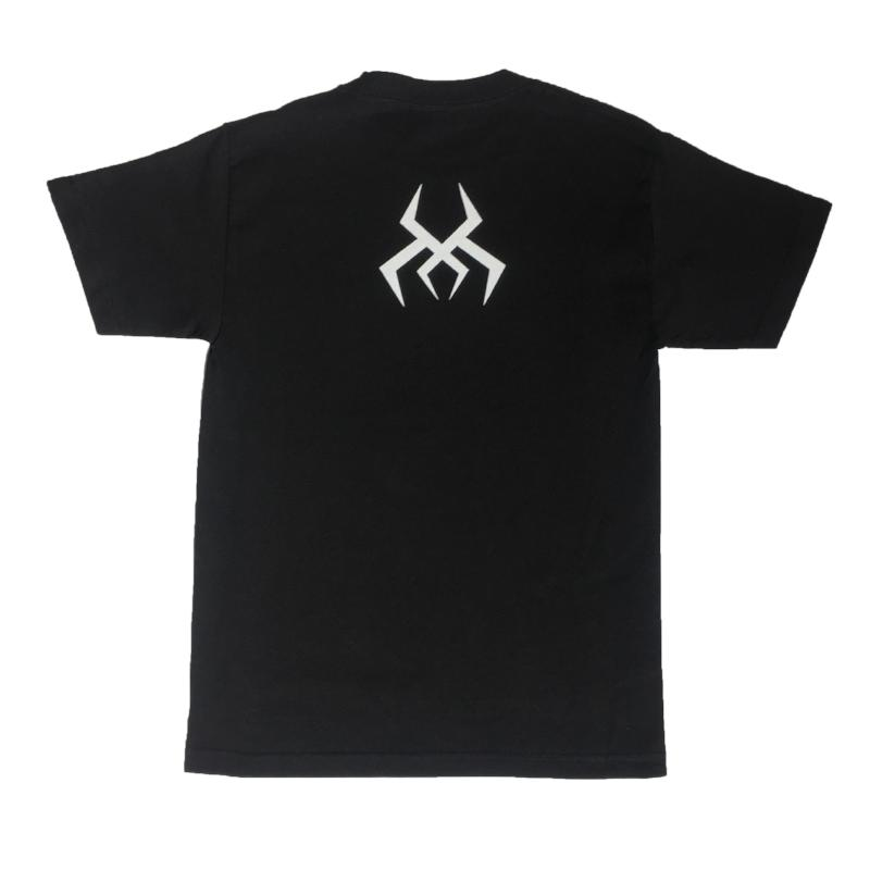 Cryptic Wisdom Shirt (White Logo)