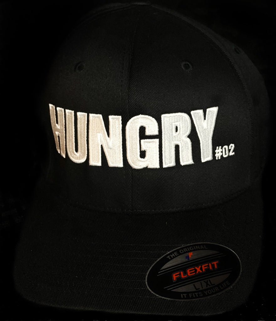"""HUNGRY"" Hat #02"