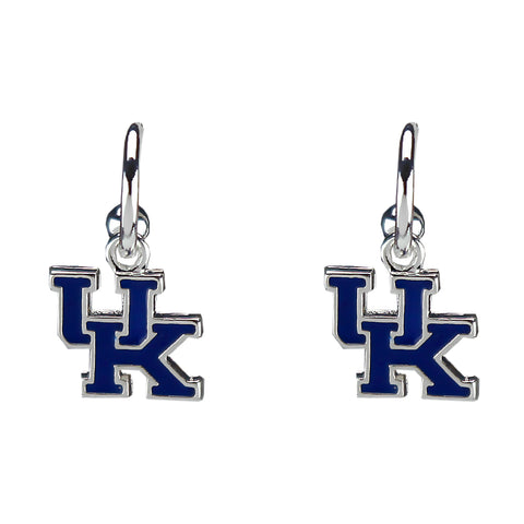 Kentucky Wildcats Dangling Earrings - Blazin' Buddy