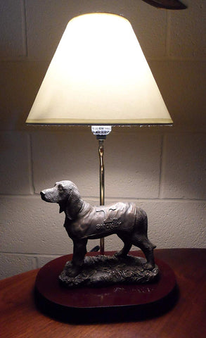 Oxbay Tennessee Volunteers Smokey Mascot Lamp - Blazin' Buddy