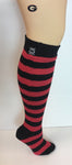 World's Softest Team Collection Striped Socks - Blazin' Buddy