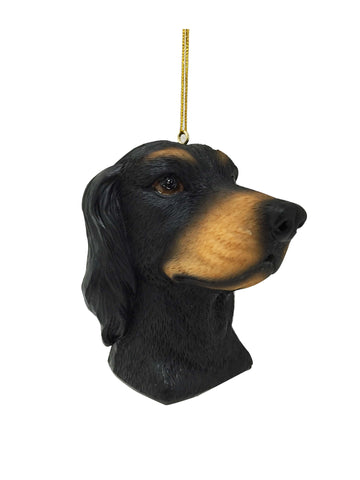 Tennessee Volunteers Mascot Head Ornament