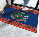 Florida Gators Chevron Door Mat - Blazin' Buddy