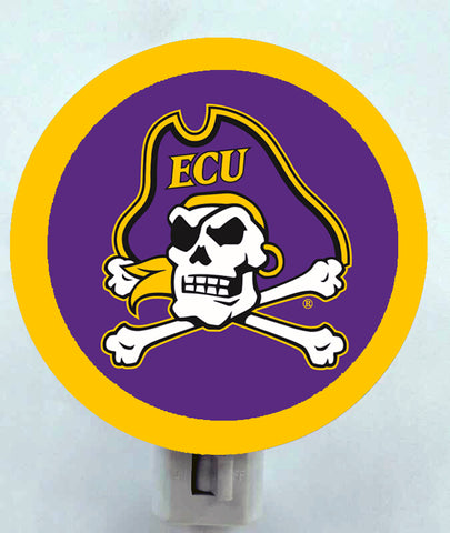 East Carolina Pirate Night Lite