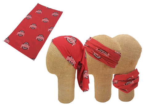 Ohio State Buckeyes Head Band - Blazin' Buddy