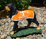 "Tennessee Volunteers ""Smokey"" Mascot Painted Garden Statue"