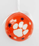 Clemson Tigers Snowflake Ornament