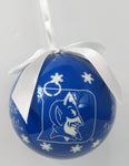Duke Blue Devils Snowflake Ornament