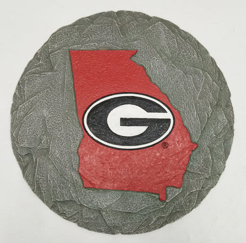 Georgia Bulldogs Stepping Stone - Blazin' Buddy