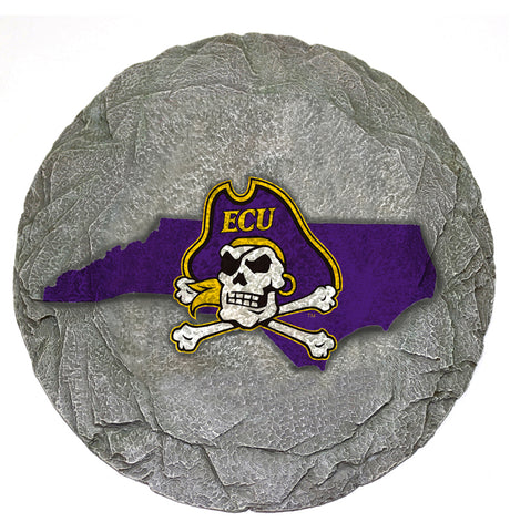 East Carolina Pirate Stepping Stone