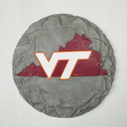 Virginia Tech Hokies Stepping Stone - Blazin' Buddy