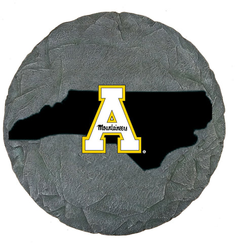 Appalachian State Mountaineers Stepping Stone - Blazin' Buddy