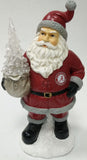 Alabama Crimson Tide Santa With Tree