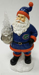 Florida Gators Santa With Tree
