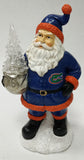 Florida Gators Santa With Tree - Blazin' Buddy