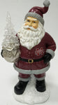 Mississippi State Bulldogs Santa With Tree