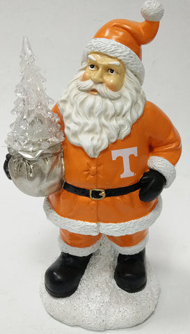 Tennessee Volunteers Santa With Tree - Blazin' Buddy
