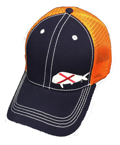 Alabama Mahi Trucker Hat