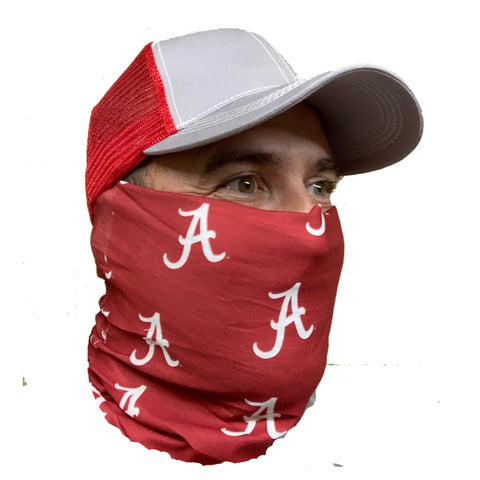 Alabama Crimson Tide Bandana / Neck Gaiter - Blazin' Buddy