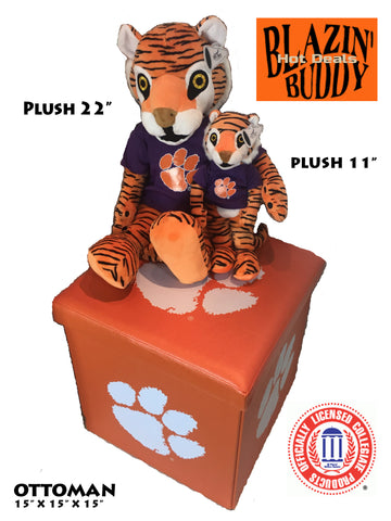 The Clemson Tiger National Championship Winners Pack