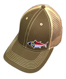 North Carolina Tuna Trucker Hat