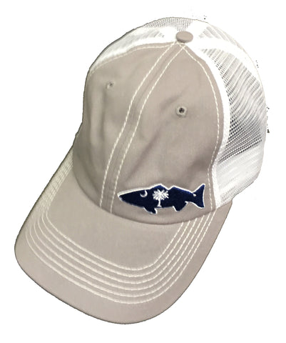 South Carolina Redfish Trucker Hat - Blazin' Buddy
