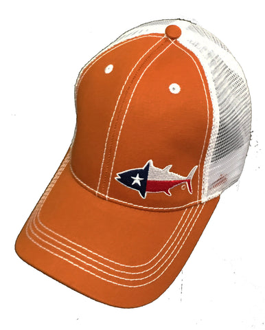 Texas Tuna Trucker Hat - Blazin' Buddy