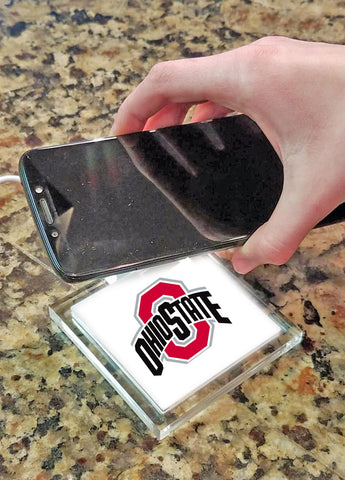 Ohio State Buckeyes Wireless Charging Pad