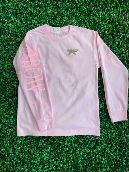 VVS (Take A Bow) Youth Long Sleeve