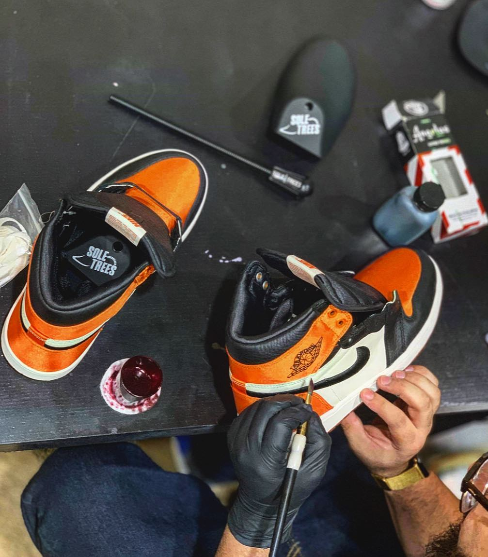 How to Properly Care for Sneakers