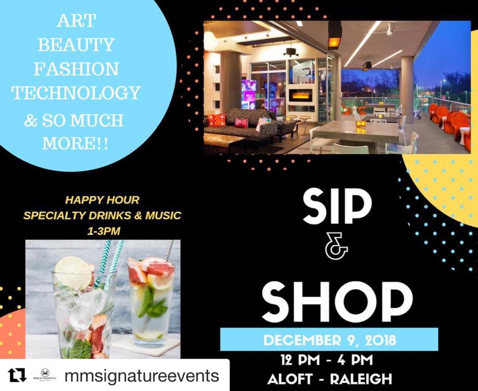 Artiscend Holiday Sip & Shop
