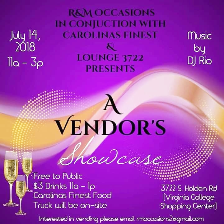 R&M Occasion Vendor Showcase