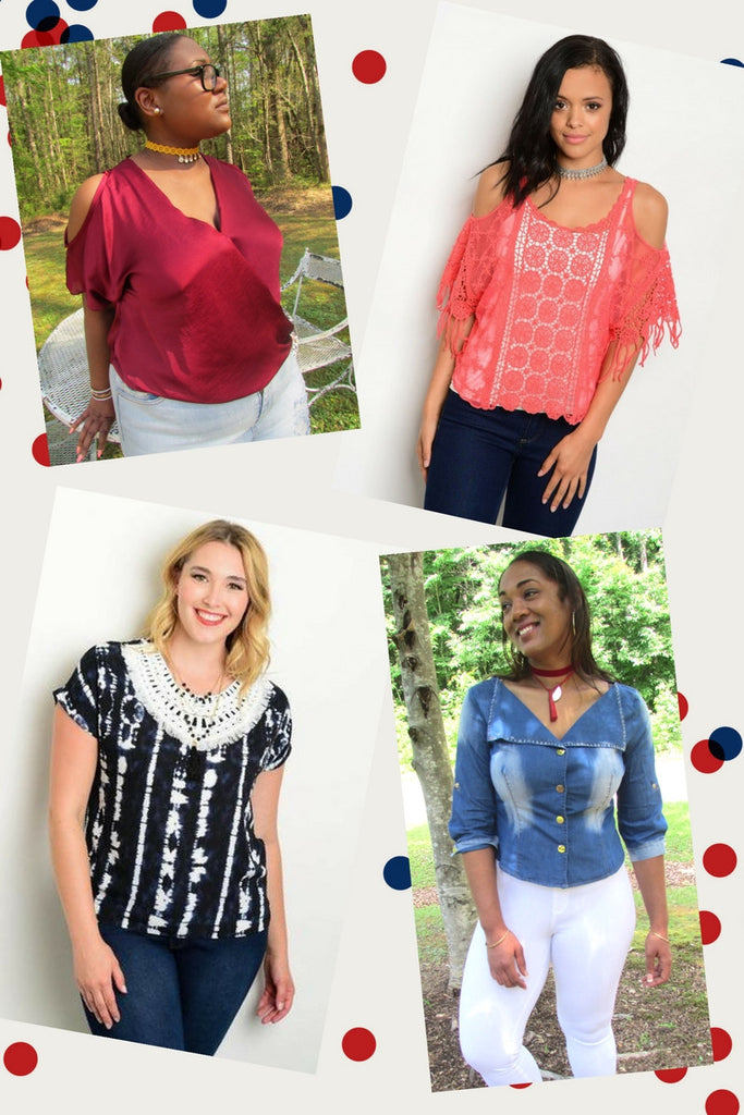 7 Style Picks You Need for the Fourth of July!