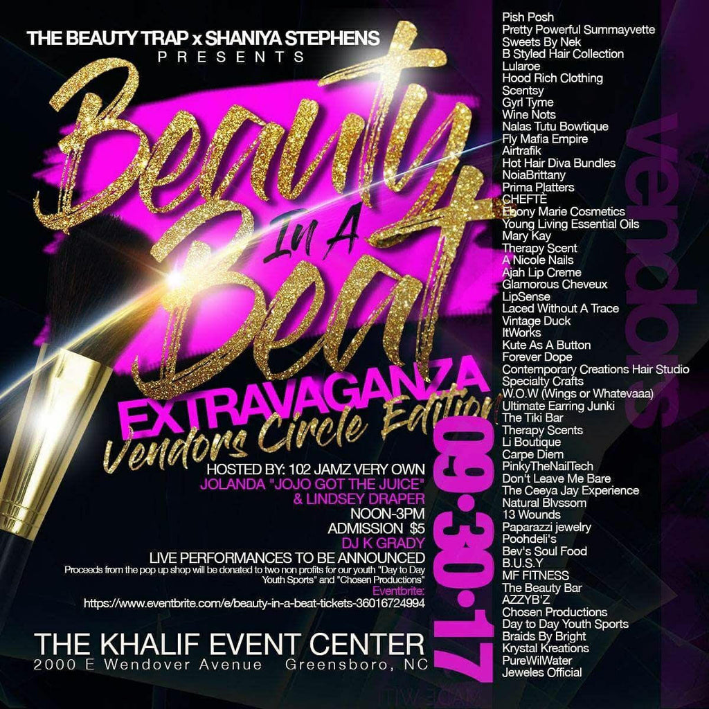 Beauty In a Beat Event