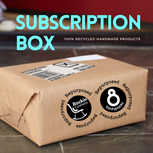 """Repurposed""  - Our New Subscription Box!"
