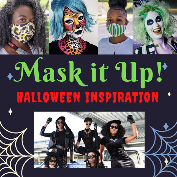 Halloween Safe with Masks to Suit!