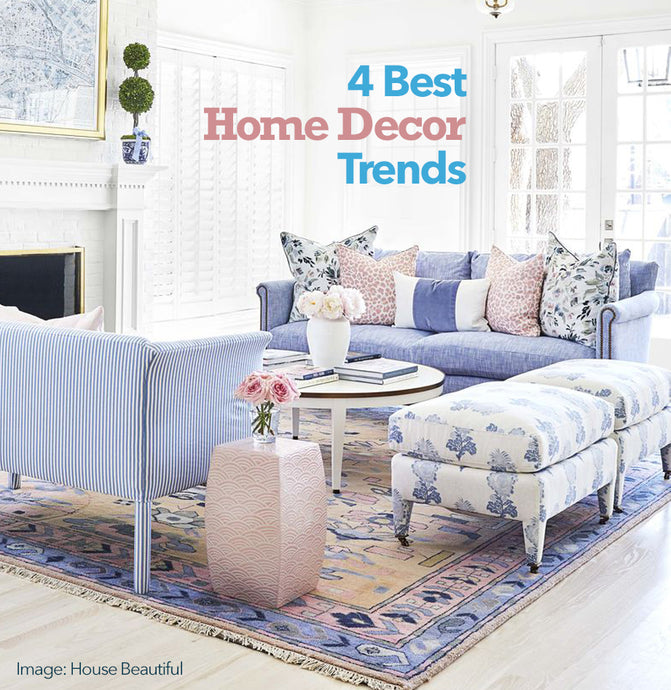 4 Best Home Decor Trends 2020