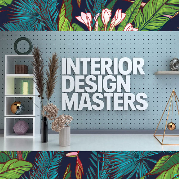 Interior Design Masters Re-Cap:  How To Decorate with TV Flair