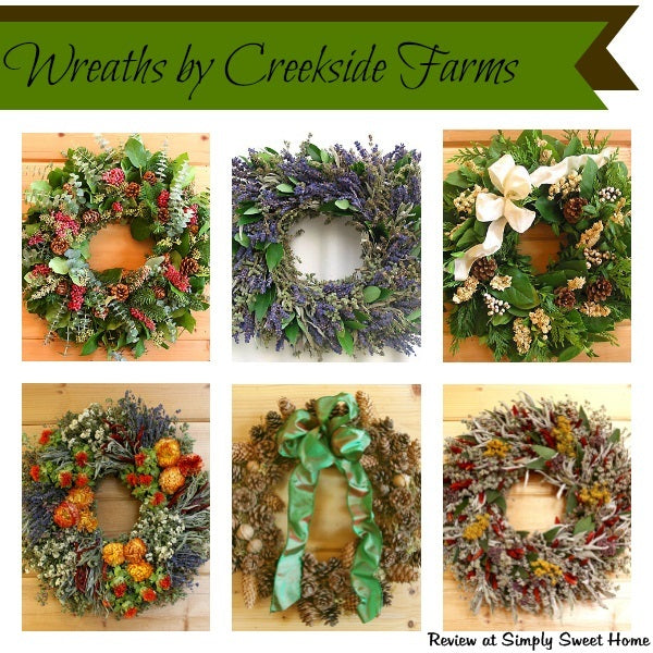 Creekside Wreaths