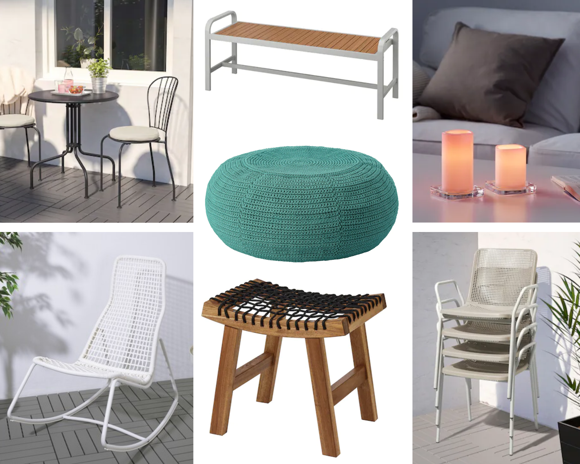 IKEA outdoor products